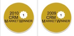 Salesforce CRM - CRM Market Award Winner 2009-2010