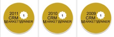 Salesforce CRM - CRM Market Award Winner 2009-2011